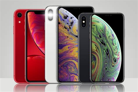 apple iphone xs  iphone xs max  iphone xr
