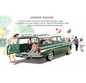 Plan59  Classic Station Wagons 1961 Rambler Cross Country