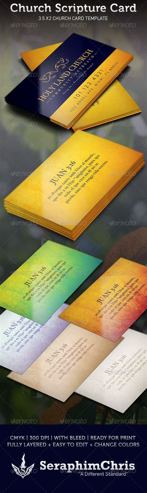 scripture card template church scripture card template by seraphimchris graphicriver
