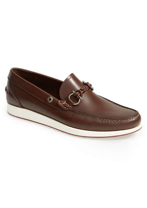 salvatore ferragamo mens sneakers ferragamo salvatore ferragamo nidal boat shoe