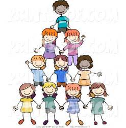 cooperation clipart teamwork clip art of a circle of
