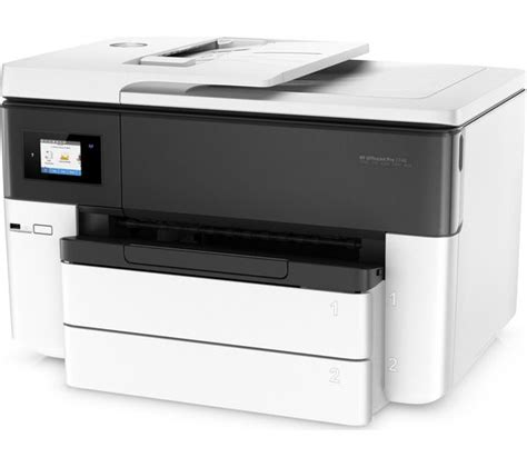 Printer Hp Ukuran A3 hp officejet pro 7740 all in one wireless a3 inkjet