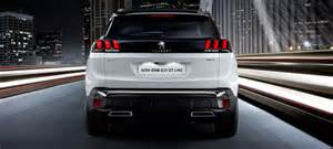 Www Peugeot Co Za Discover The New Suv Peugeot 3008 Gt Line