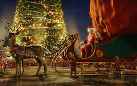 christmas wallpaper polar express polar express wallpapers wallpaper cave