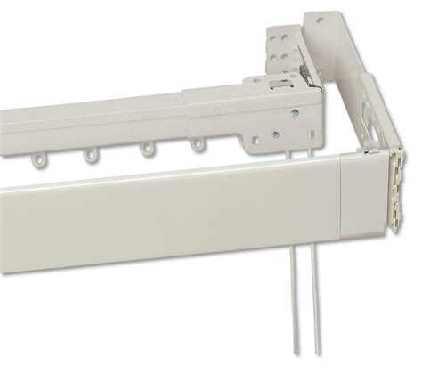 curtain rods 156 inches heavy duty traverse and 2 1 2 dauphine rod 84 156 inches