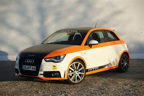 Mtm Tuning Audi by Audi A1 Tuning By Mtm Car News