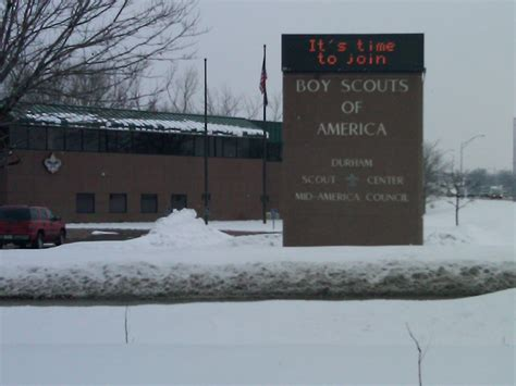 Boy Scout Office by Omaha Driver Entertainment Guide 187 N A