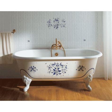 baignoire en fonte baignoire en fonte jos 201 phine 154 cm herbeau