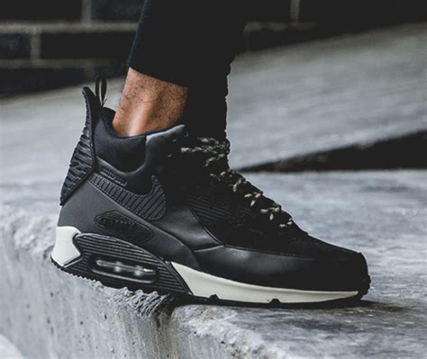 air max 90 sneaker boot nike air max 90 sneakerboot black reflective another