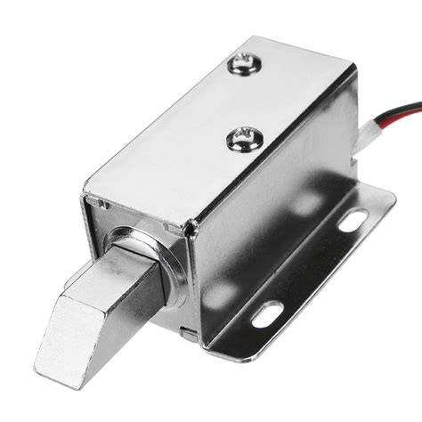 lock cabinet assembly 12v dc electric lock assembly solenoid locking tongue