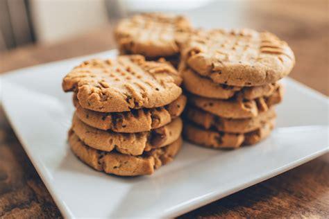 protein cookies peanut butter protein cookies popsugar fitness