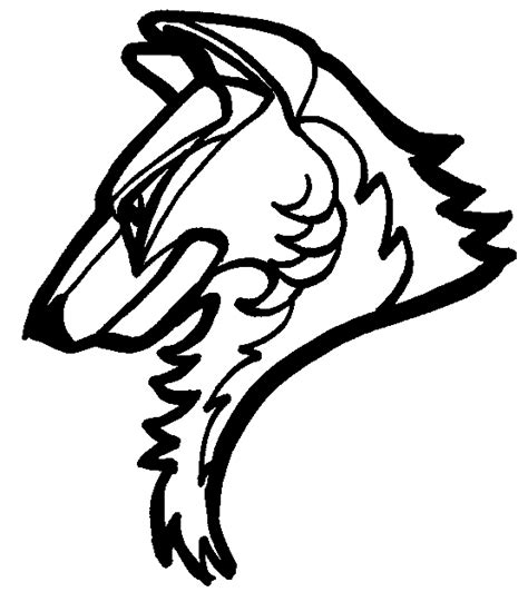 coloring page wolf head wolf head coloring coloring pages