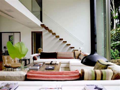 Sofa Minimalis Lung dise 241 o de interiores de casas modernas