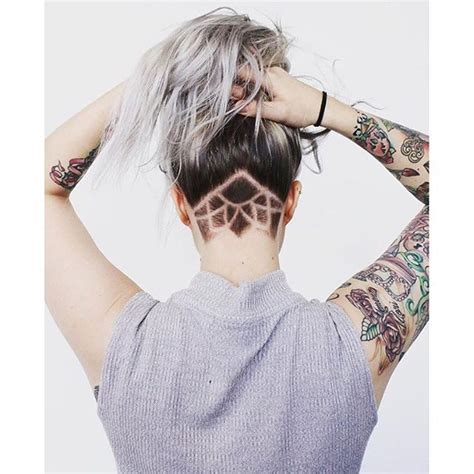 triangle pattern hair image result for undercut triangle hair pinterest