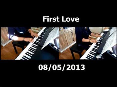 utada hikaru  love wedding version piano doovi
