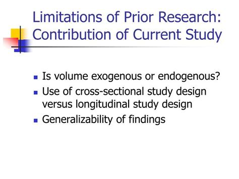 limitations of cross sectional study design limitations of cross sectional study design 28 images