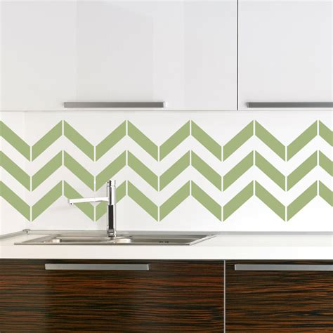 striped wall stickers chevron stripes vinyl wall decal sticker