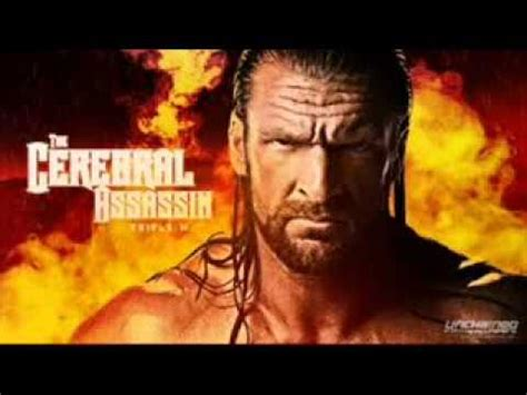theme song quiz wwe wwe triple h theme song 2012 the game youtube flv