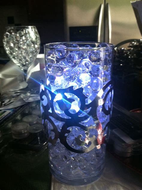 led lights for centerpieces 309 best crystal soil water beads decoration images on