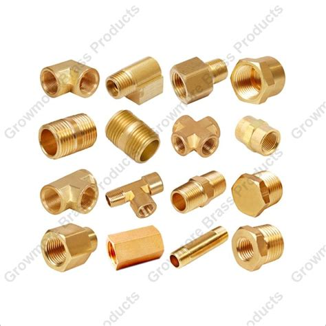 Brass Plumbing Fittings Catalogue by Welcome To Growmore Brass Products