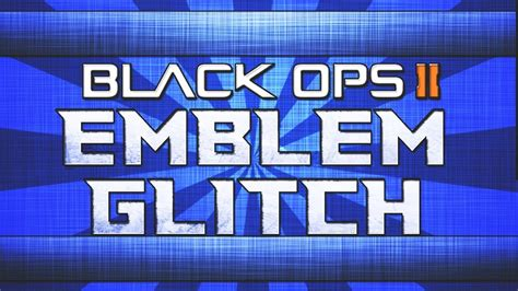 after patch black ops 2 how to emblems ps3xbox new how to emblems on black ops 2 after patch june