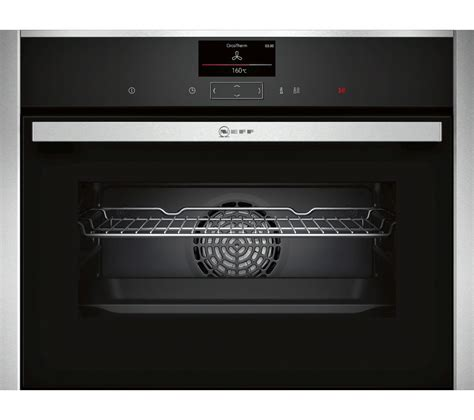 neff cooktop buy neff c27cs22n0b compact electric oven stainless