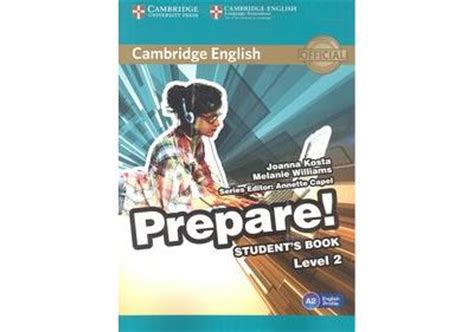 libro cambridge english prepare level cambridge english prepare student s book level 2 comprar libro en fnac es