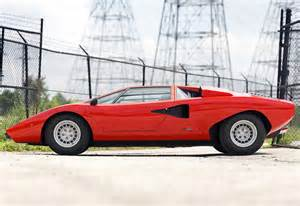 1974 Lamborghini Countach Lp400 1974 Lamborghini Countach Lp400 Specifications Photo