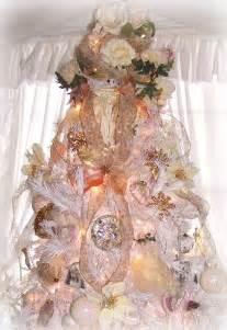 olivia s romantic home shabby chic white christmas tree