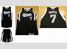 Sacramento Kings Debut Black Alternate Uniforms Vs. Los ... Jimmer Fredette Kings Png
