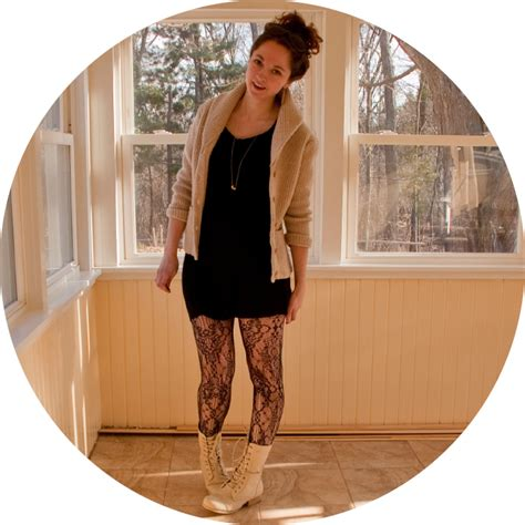 lace dress and combat boots www imgkid the image