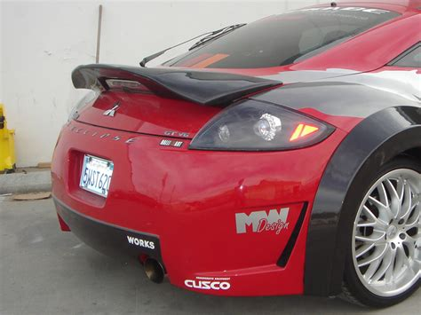2006 mitsubishi eclipse spoilers sport compact auto