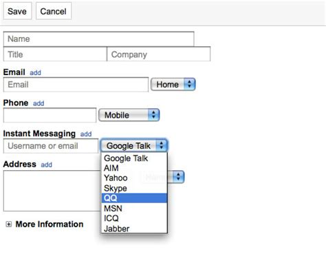 reset gmail to english small change in gmail contact joe s quest