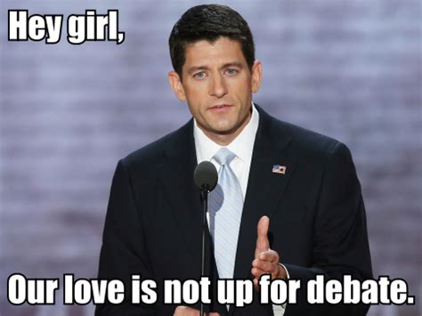 Paul Ryan Meme - hey girl memes are a successful media strategy cpac