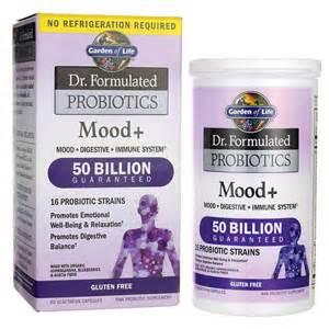 Garden Of Probiotics Garden Of Dr Formulated Probiotics Mood 50 Billion