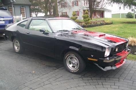 1978 mustang cobra for sale 1978 mustang cobra ii t top for sale ford mustang 1978