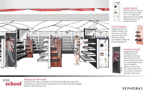 warehouse layout philosophies sephora 171 crystal stites