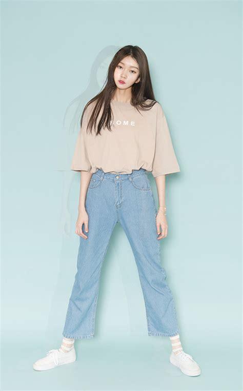 Fashion Korea Anting Drop Blue 1 mixxmix some oversized t shirt kstylick korean fashion k pop styles fashion