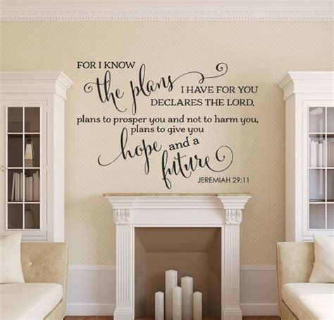 Bible Verse Stickers For Walls best 25 christian wall decals ideas on pinterest wall