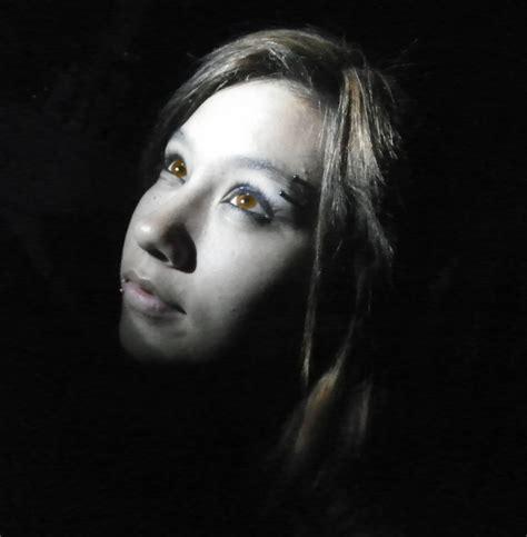 Dramatic Lighting by Enteringmyworld Dramatic Lighting Self Portraits