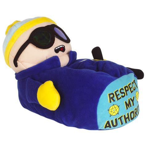 south park slippers south park cartman slippers show your side with