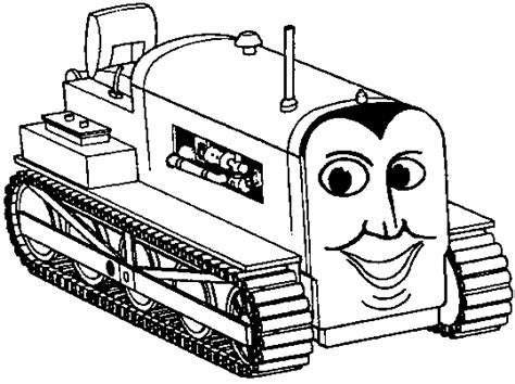 large coloring pages of thomas the train thomas the tank engine coloring pages for kids