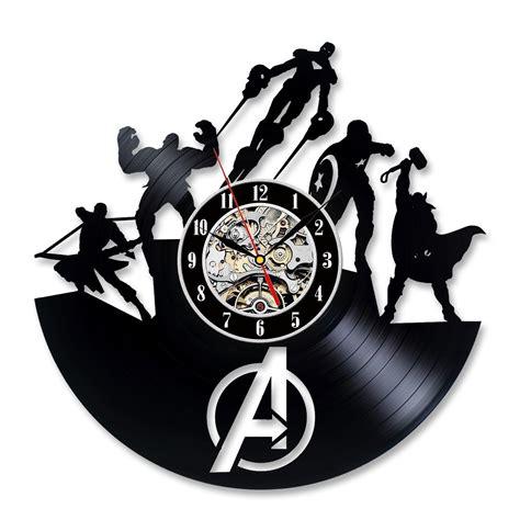 Wall Sticker Avenger 3d Iron Captain America Thor ultron 3d logo wallpaper wall sticker decor iron thor marvel what s it worth
