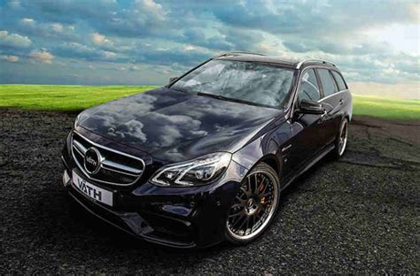 vath turns the output of a mercedes e63 amg into 750 hp