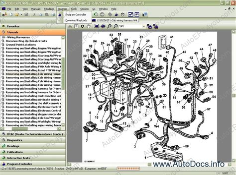 deere skid steer wiring diagrams wiring diagram
