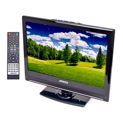 Tv Led Niko 15 Inch axess tv1701 15 15 4 quot hd led tv with ac dc power adapter