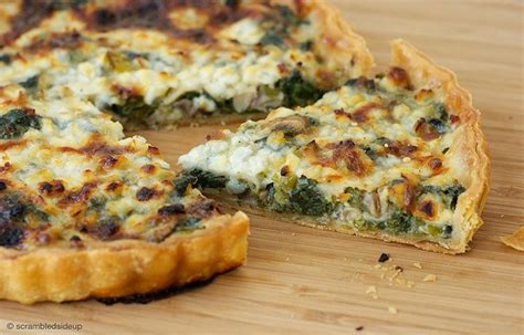 Cottage Cheese Quiche by Spinach And Cottage Cheese Quiche For Easter Brunch