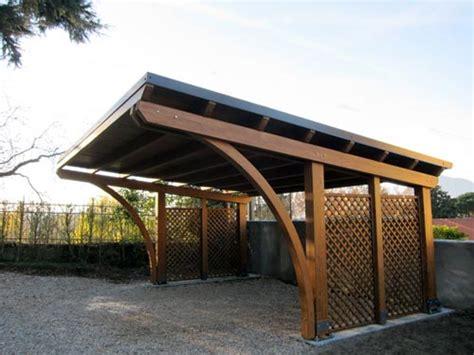 tettoie in legno lamellare per auto tettoie in legno per auto carport autocover