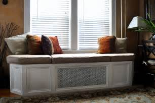 Window Seat Storage Bench Made Custom Window Seat Bench Cushion By Hearth And