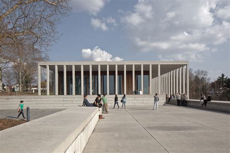 Stuttgart City Library museum of modern literature david chipperfield